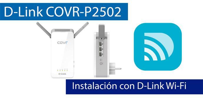 Ver noticia 'Cómo instalar el sistema Wi-Fi Mesh D-Link COVR-P2502 con la aplicación D-Link Wi-Fi App'
