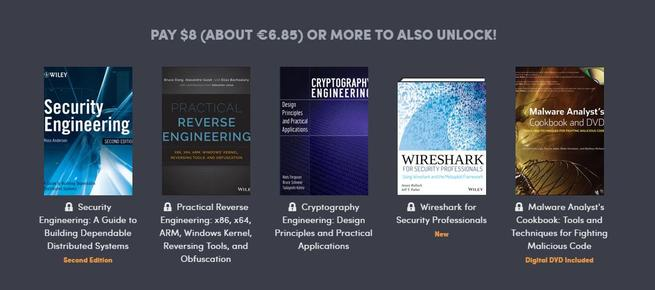 Humble Book Bundle Cybersecurity 2.0 - Pack 2