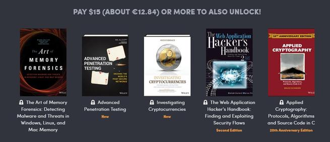Humble Book Bundle Cybersecurity 2.0 - Pack 3