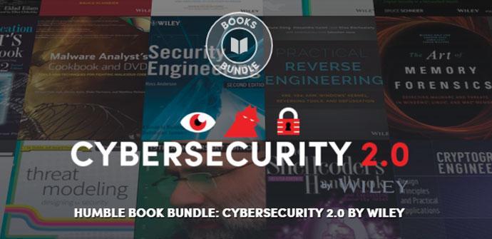 Humble Book Bundle Cybersecurity 2.0