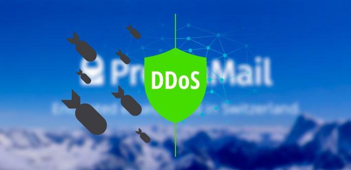 ProtonMail DDoS