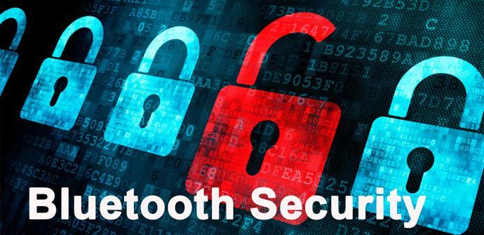 Seguridad Bluetooth