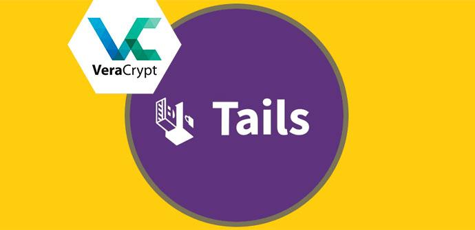 Tails VeraCrypt