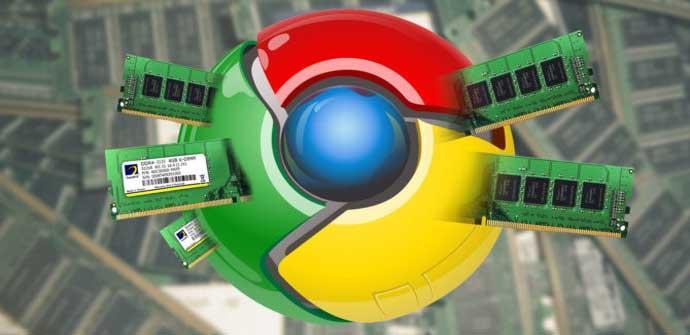 Cómo conseguir que Chrome consuma menos RAM