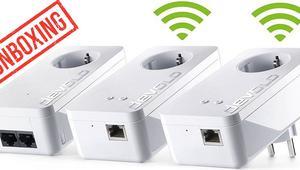 Unboxing y primeras impresiones del pack devolo Multiroom Wi-Fi Kit 550+