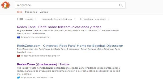 DuckDuckGo, una de las alternativas a Google