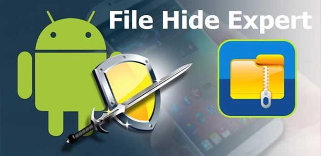 File Hide Expert para Android