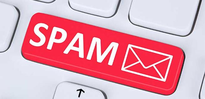 El malware se distribuye a través del Spam