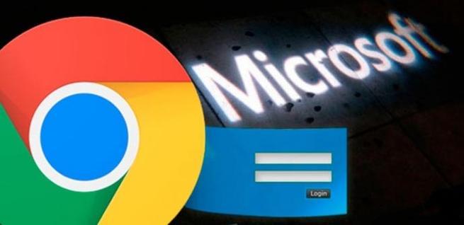Vincular Microsoft con Chrome