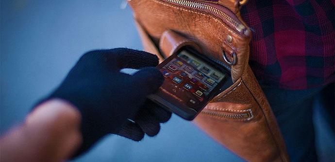 Cómo proteger la información de tu smartphone frente a una pérdida o robo