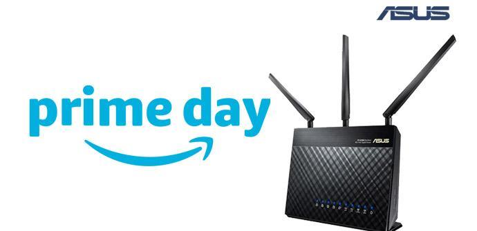 Ver noticia 'Router ASUS RT-AC68U AC1900 por 99 euros y otras ofertas gracias al Amazon Prime Day'