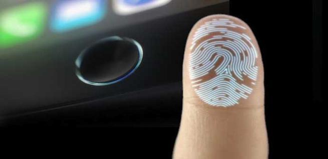 Seguridad de una huella dactilar