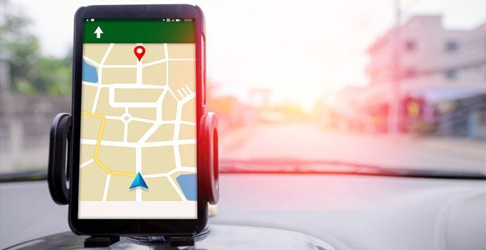 Sistema GPS modificado