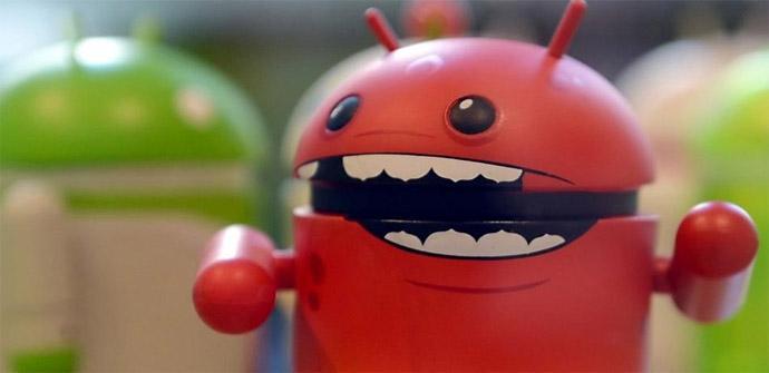 Eliminadas 145 aplicaciones de Android por malware