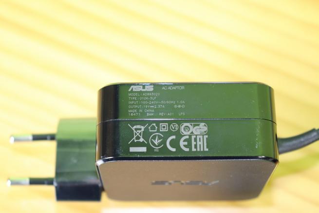 Transformador de alimentación del router 4G ASUS 4G-AC68U