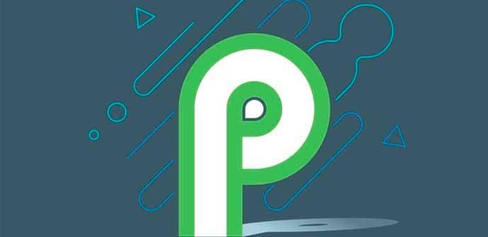 Android P fondo básico