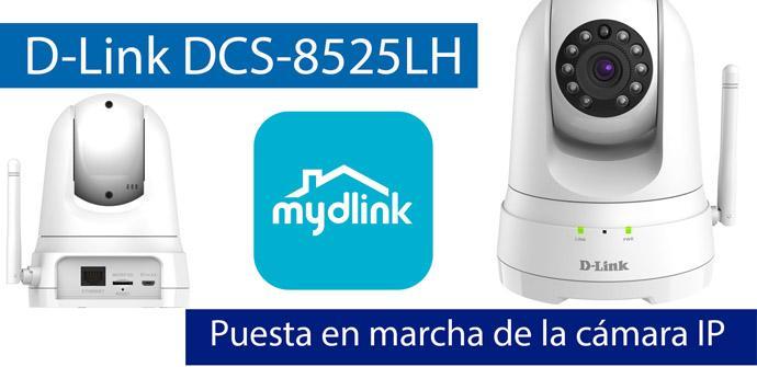 Ver noticia 'Cómo instalar y configurar la cámara IP D-Link DCS-8525LH con mydlink'