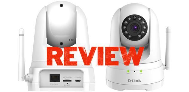 Ver noticia 'Análisis de la cámara IP robotizada D-Link DCS-8525LH'