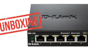 D-Link DGS-105: Conoce este switch con 5 puertos Gigabit Ethernet y IGMP Snooping
