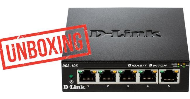 Ver noticia 'D-Link DGS-105: Conoce este switch con 5 puertos Gigabit Ethernet y IGMP Snooping'