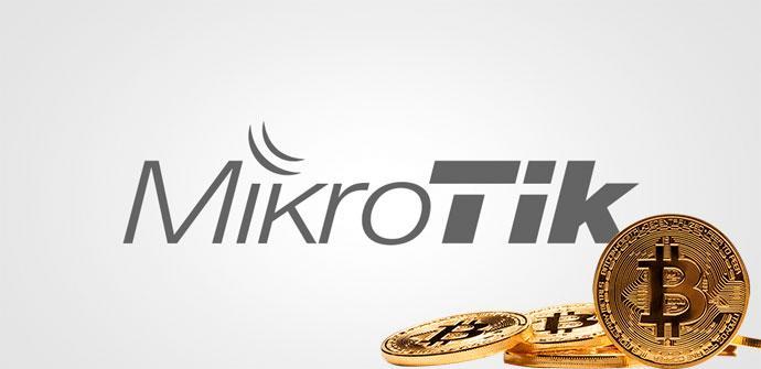 MikroTik Bitcoin