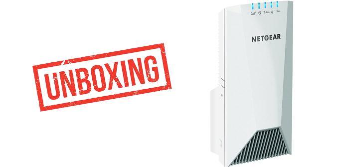 Ver noticia 'Conoce el repetidor Wi-Fi tri-banda NETGEAR EX7500 Nighthawk X4S'