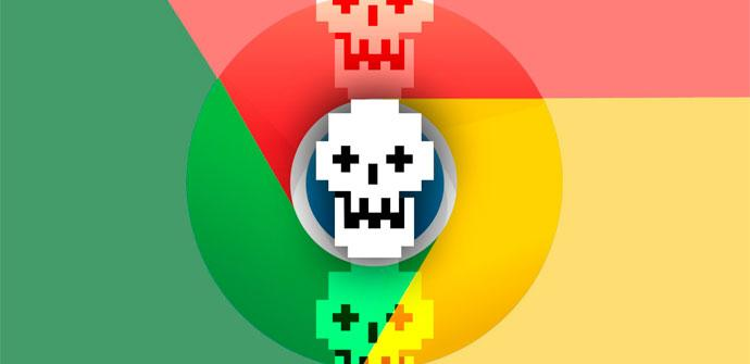 Seguridad Google Chrome