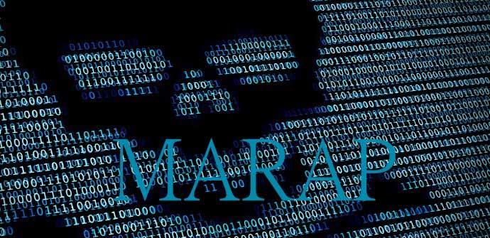 Marap, el nuevo malware