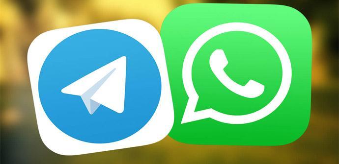 Aspectos de seguridad de WhatsApp y Telegram