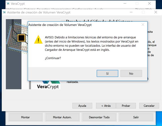 Veracrypt: Manual de uso para cifrar archivos, carpetas y