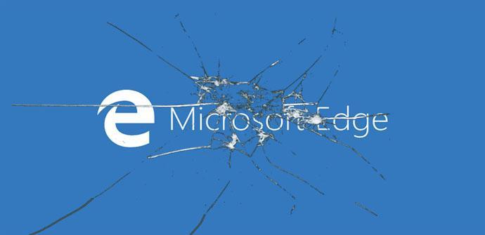 Nueva vulnerabilidad que afecta a Microsoft Edge