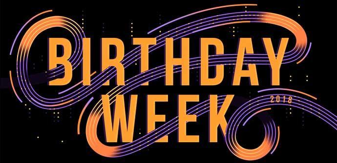 Birthday Week Cloudflare