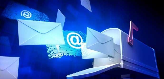 Buzón correo electrónico