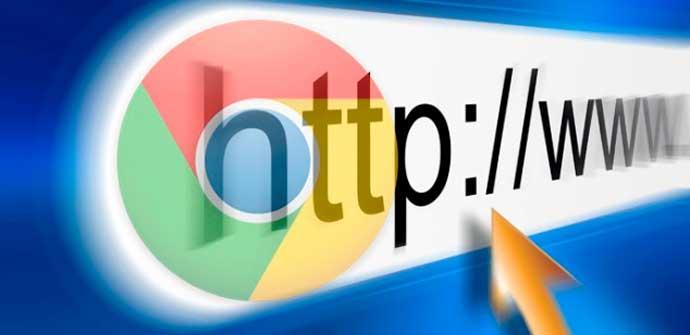 Chrome HTTP