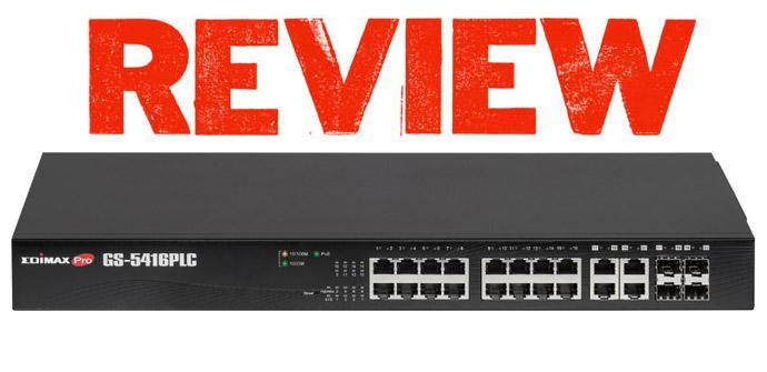 Ver noticia 'Análisis del switch gestionable L2 Edimax GS-5416PLC, con puertos Gigabit PoE+ y SFP'
