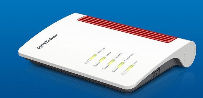 FRITZ!Box 7530 nuevo router doble banda y xDSL