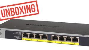 Conoce el switch Gigabit PoE+ NETGEAR GS108LP en nuestro vídeo