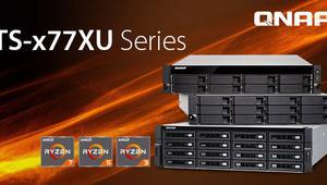 QNAP TS-X77XU: Nuevos servidores NAS con los últimos AMD Ryzen