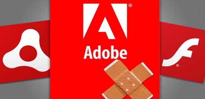 Actualizaciones de seguridad de Adobe