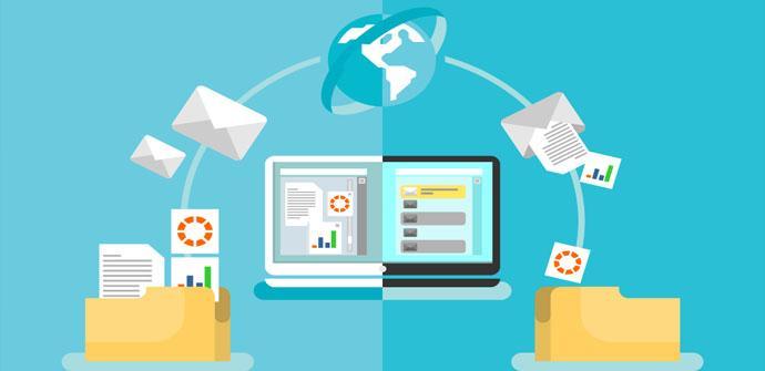 Ver noticia 'Cómo compartir archivos de forma segura por Internet: cosas a tener en cuenta'