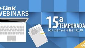 D-Link lanza la temporada 15 de sus webinars sobre redes