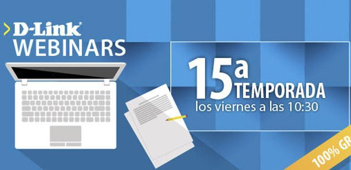 Ver noticia 'D-Link lanza la temporada 15 de sus webinars sobre redes'