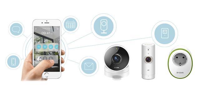 Ver noticia 'Análisis de la aplicación mydlink con la cámara IP D-Link DCS-8000LH'
