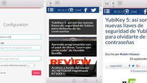Prueba este mini navegador para abrir páginas web siempre en versión móvil