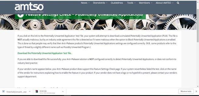 Windows Defender falla al detectar un virus