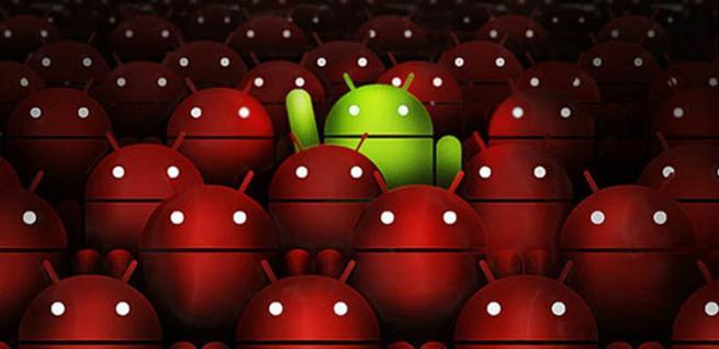 Solución al problema de troyanos en Android