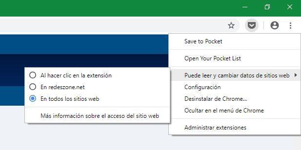Nuevas medidas de seguridad extensiones Google Chrome 70