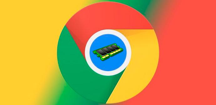 RAM Google Chrome