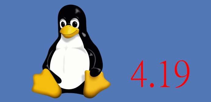 Nueva versión del Kernel Linux 4.19