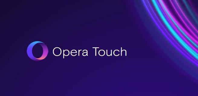 Opera Touch para iOS